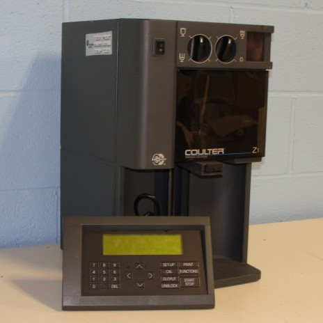 Beckman Coulter Z1 Particle Counter Image
