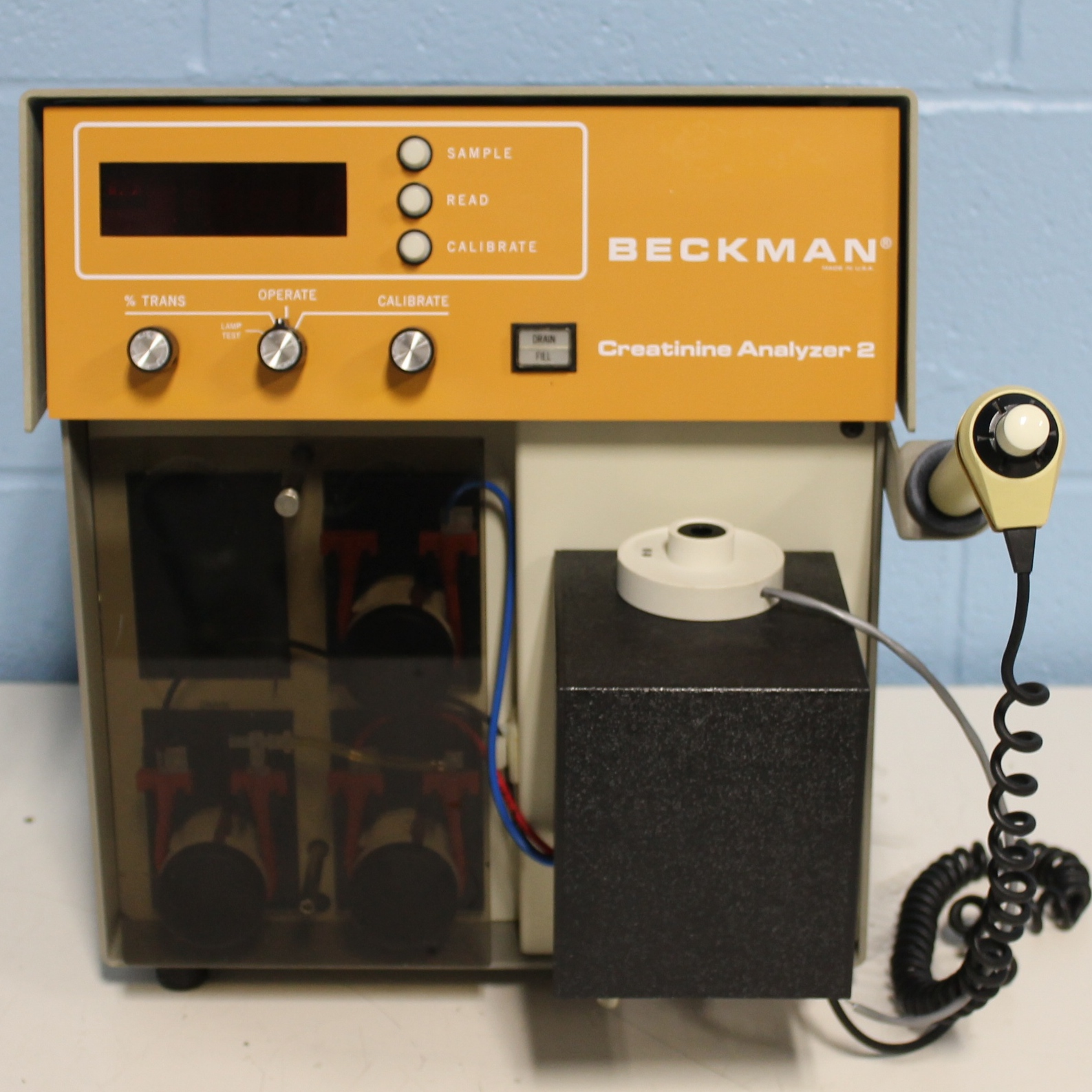Beckman Creatinine Analyzer 2 Image