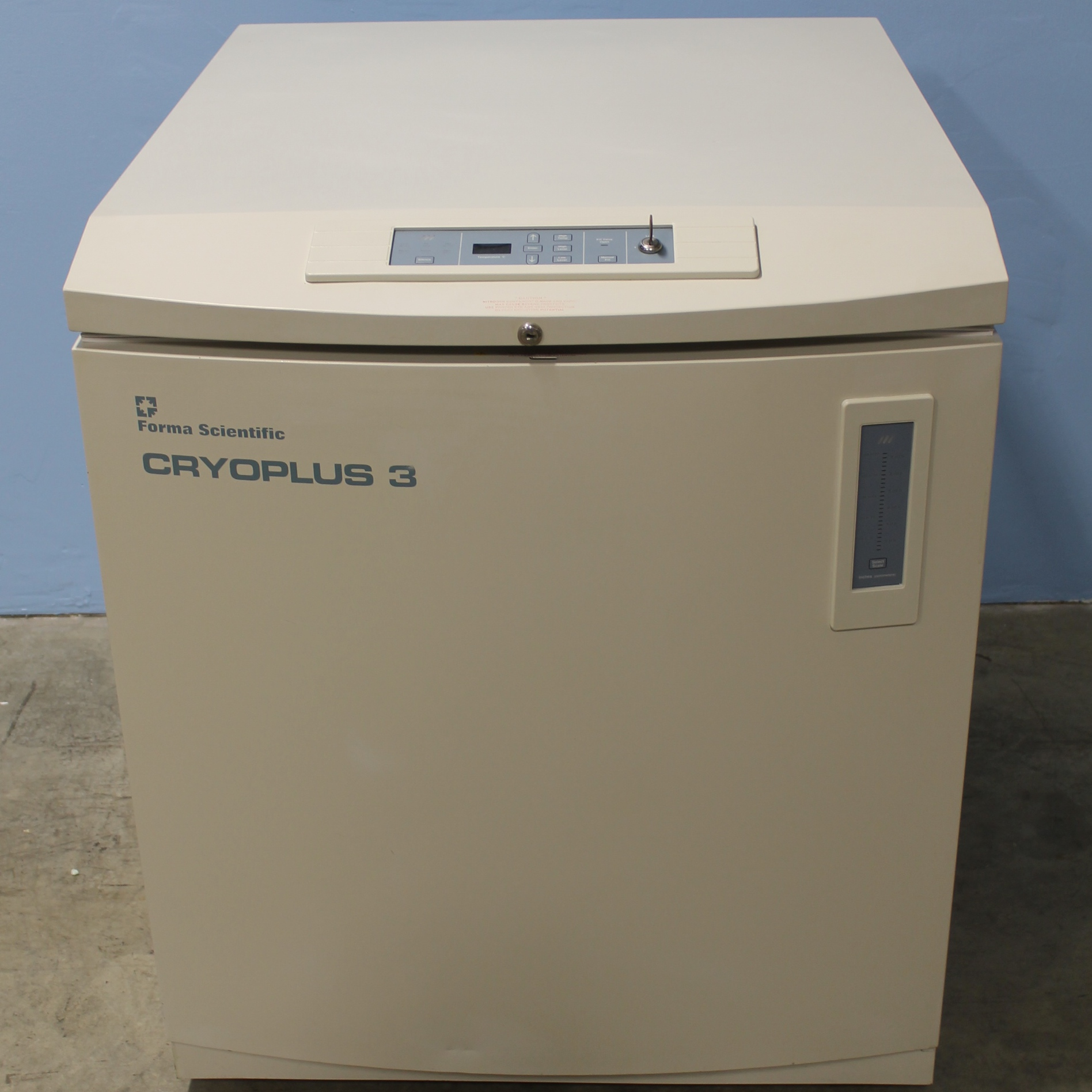 Forma Scientific CryoPlus 3 Storage System Model 7404 Image
