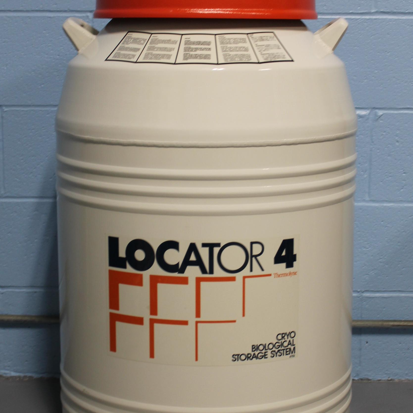Thermolyne Locator 4 Cryobiological Storage Vessel Unit Image