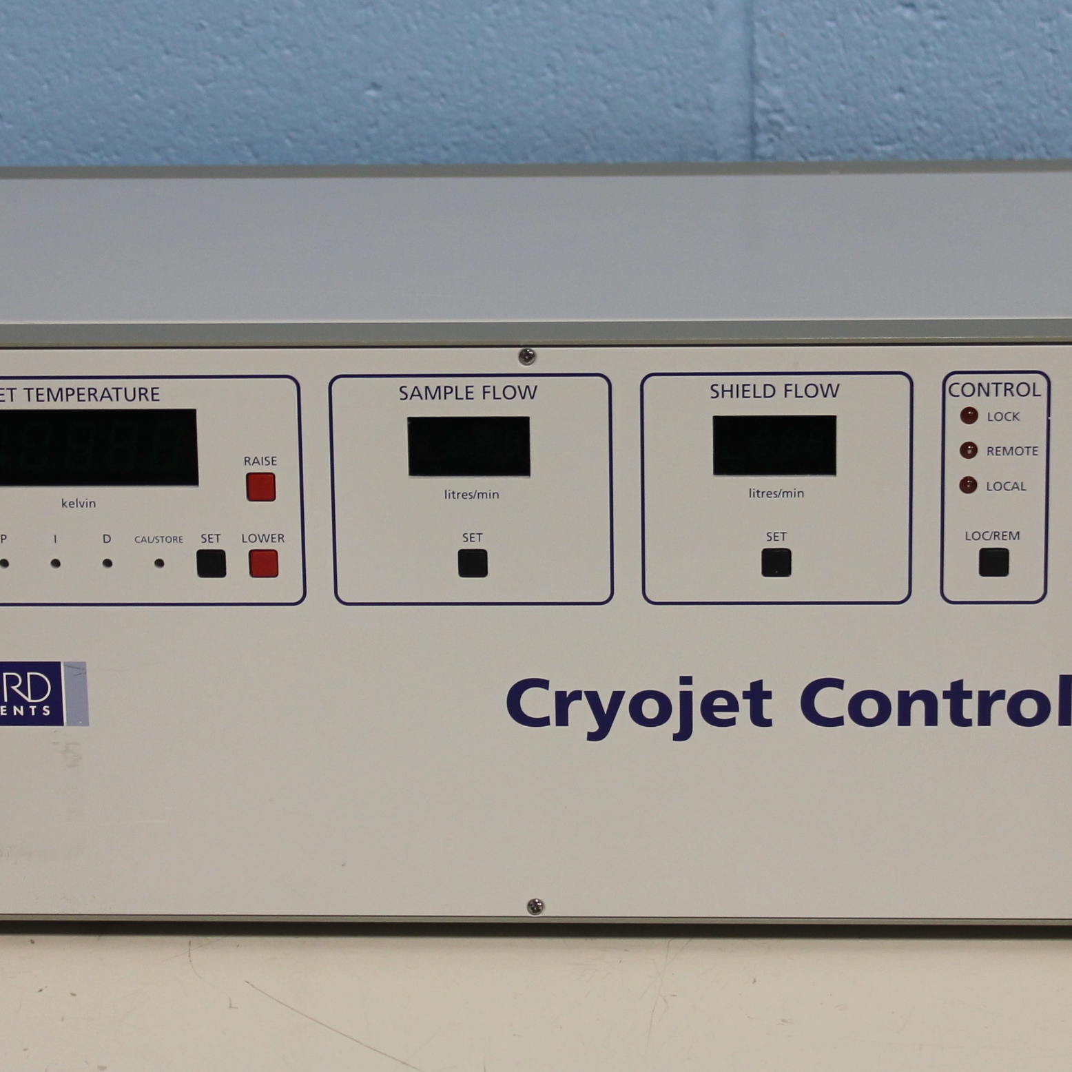 Oxford Instruments Cryojet Controller Electronic Control Unit Image