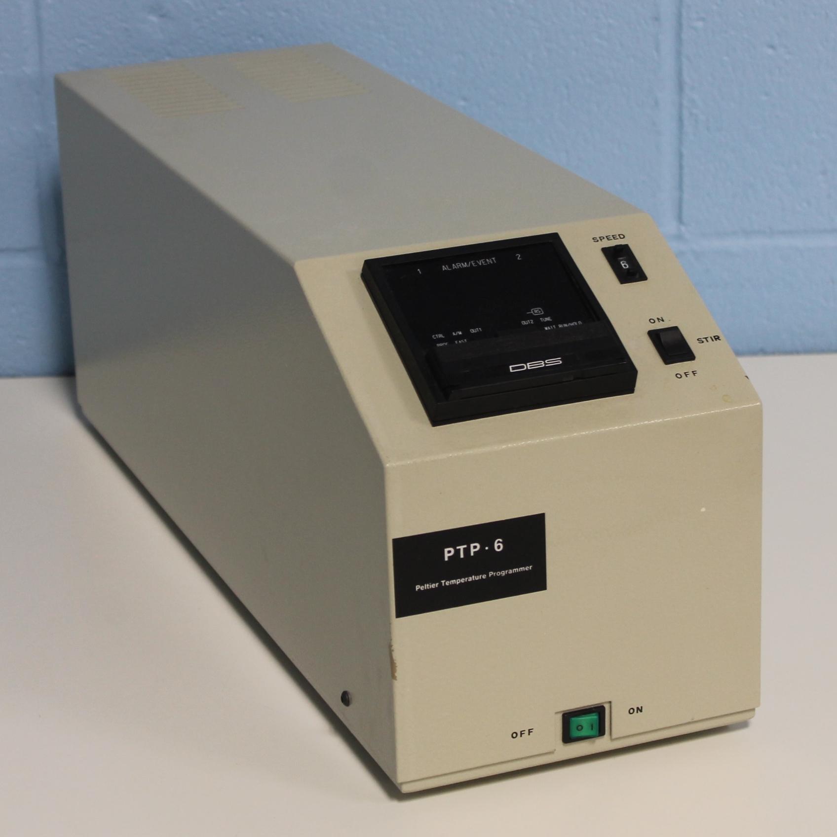 PerkinElmer D.B.S PTP-6 Peltier Temperature Programmer Image