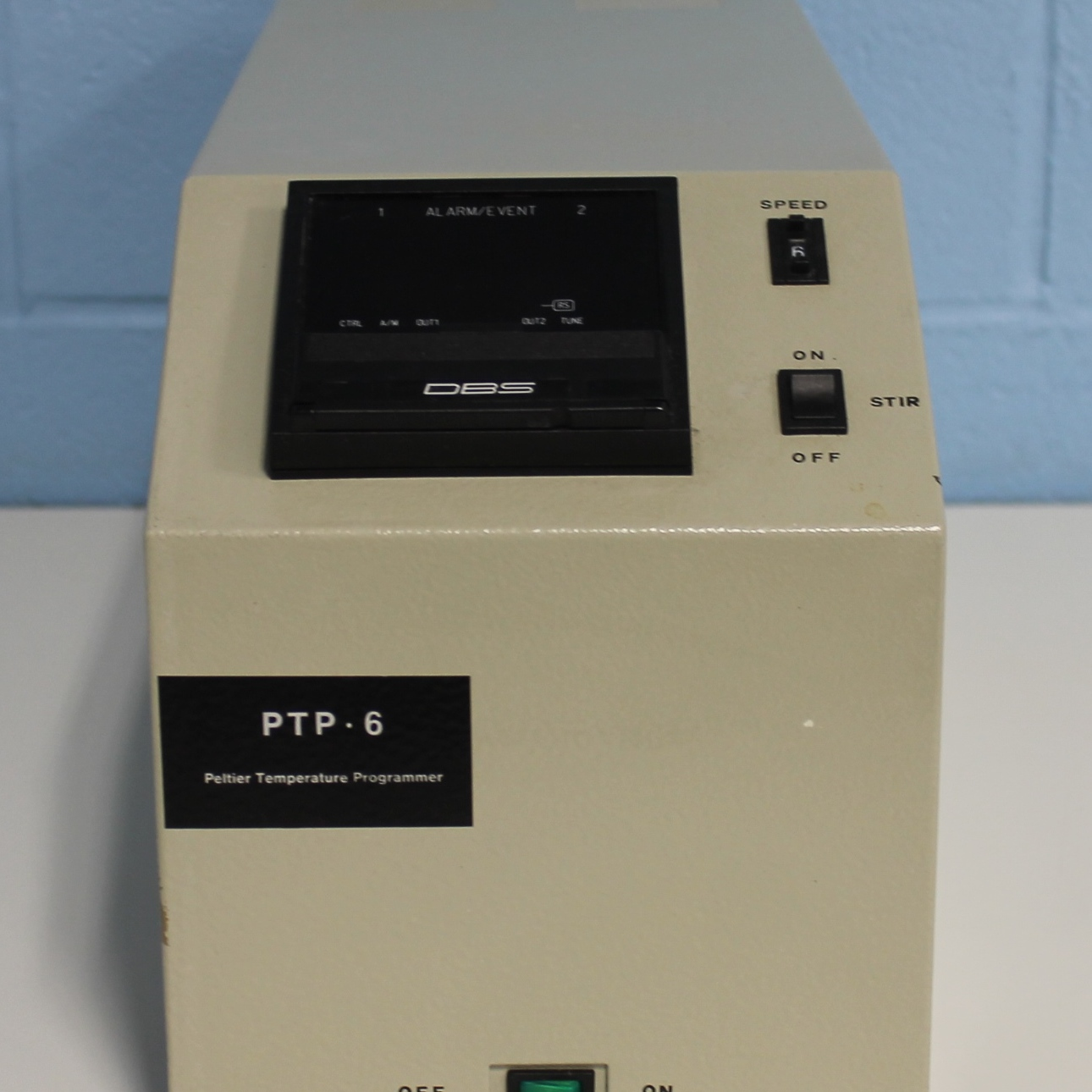 Perkin Elmer D.B.S PTP-6 Peltier Temperature Programmer Image