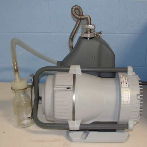 GeneVac DD-4 Evaporation System Image
