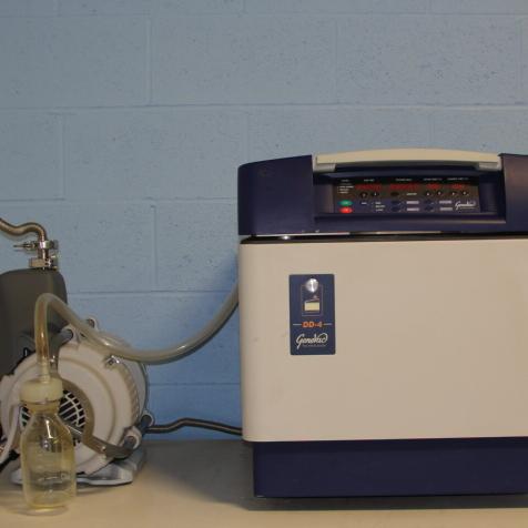 DD-4 Evaporation System Name