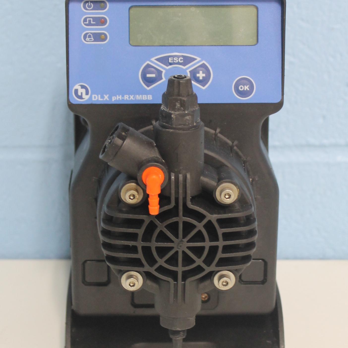 Etatron DLX pH-RX/MBB Electromagnetic Dosing Pump P/N PBX3622201 Image