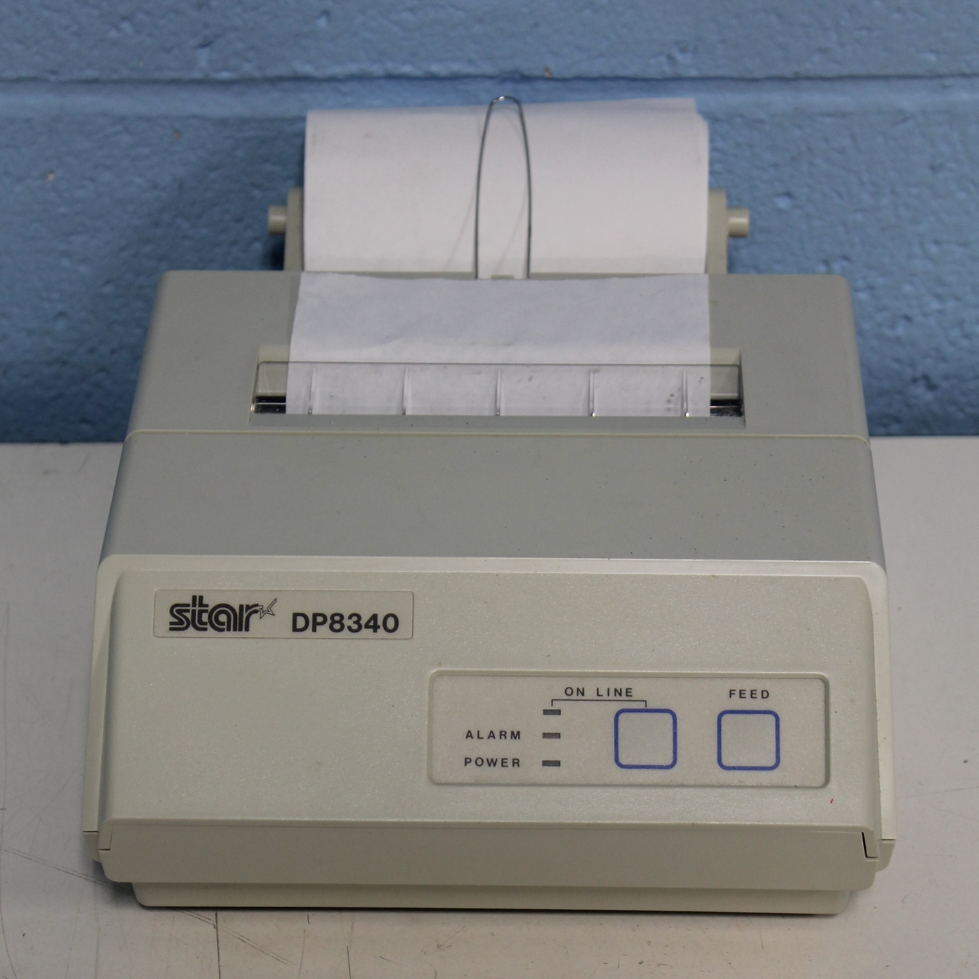 DP8340 Dot Matrix Printer Name