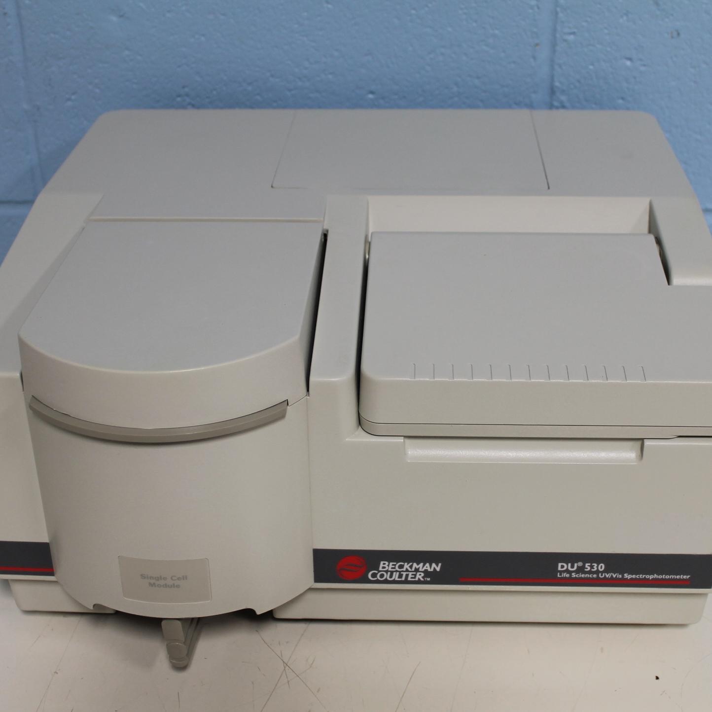 Beckman Coulter DU-530 UV-Vis Spectrophotometer Image
