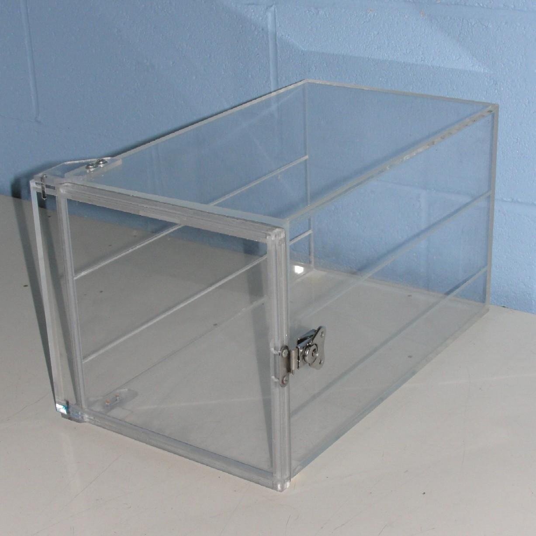 Mitchell Plastics Desiccator Cabinet 9x9x15 Image