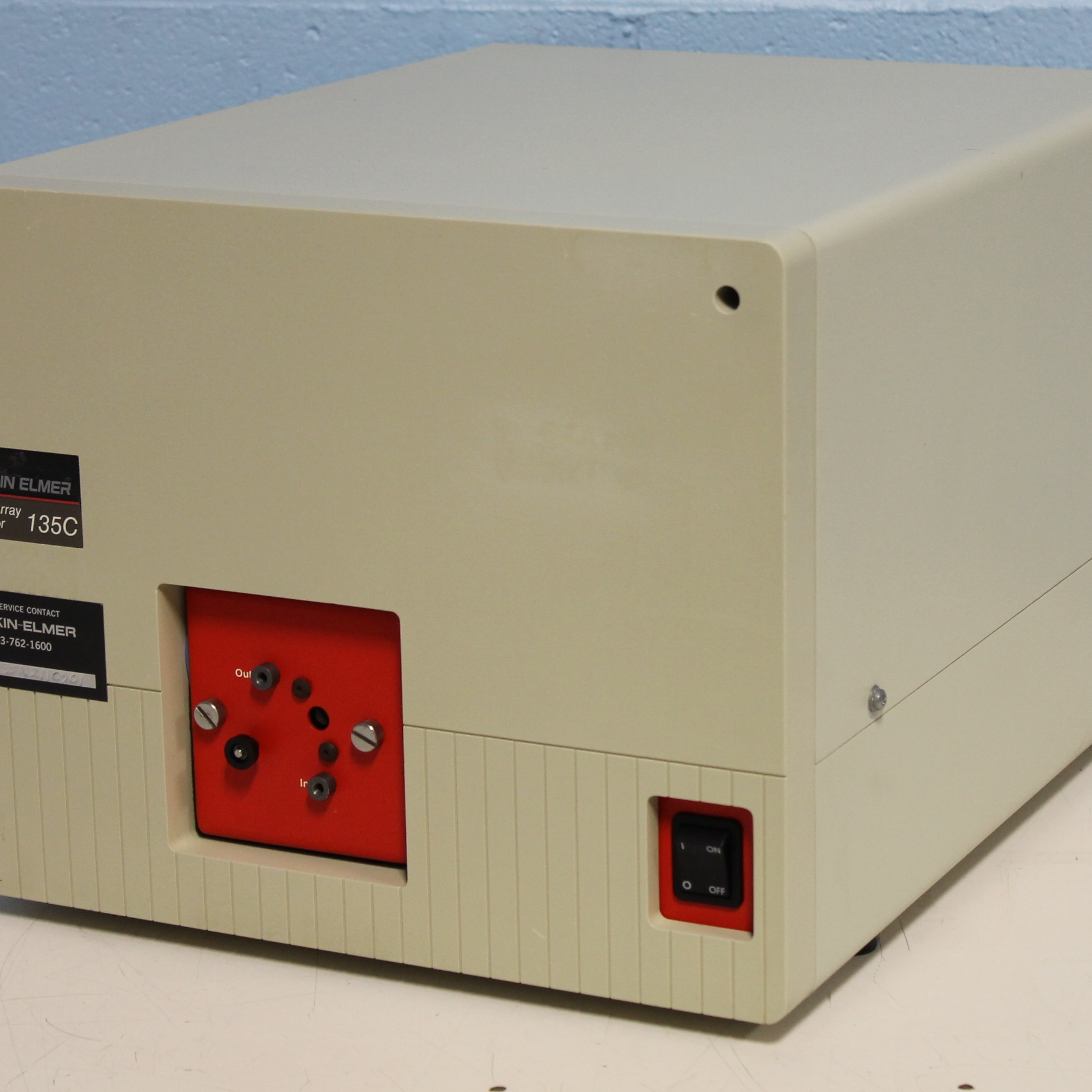 Perkin Elmer Diode Array Detector 135C Image