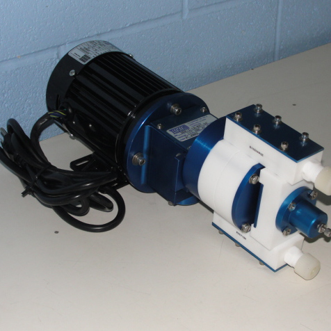 Teqcom Double Diaphragm Pump DDPI Image