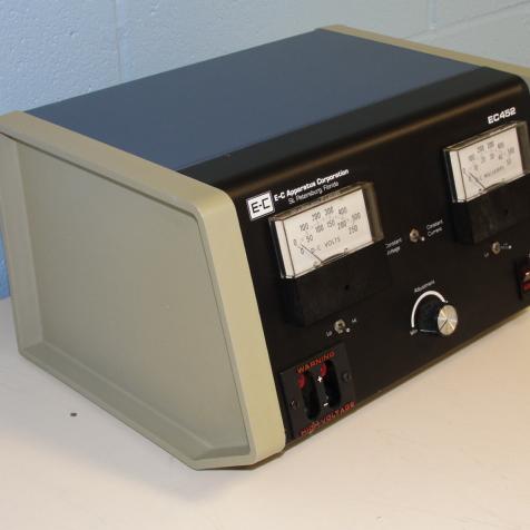 E-C Apparatus Corp. EC 452 Electrophoresis Power Supply Image