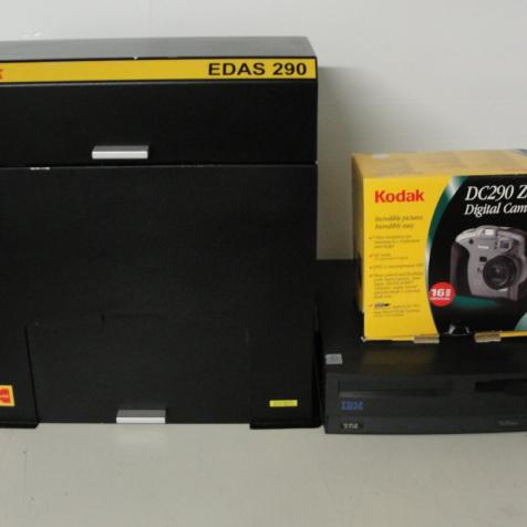 Refurbished Kodak Edas 290 Electrophoresis Documentation