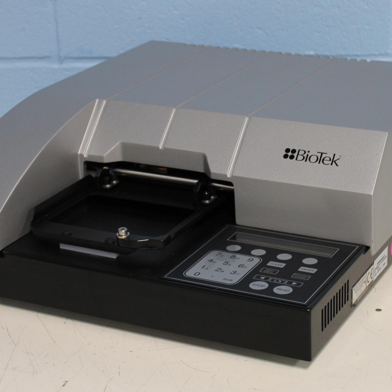 BioTek ELx800 Universal Microplate Reader Image