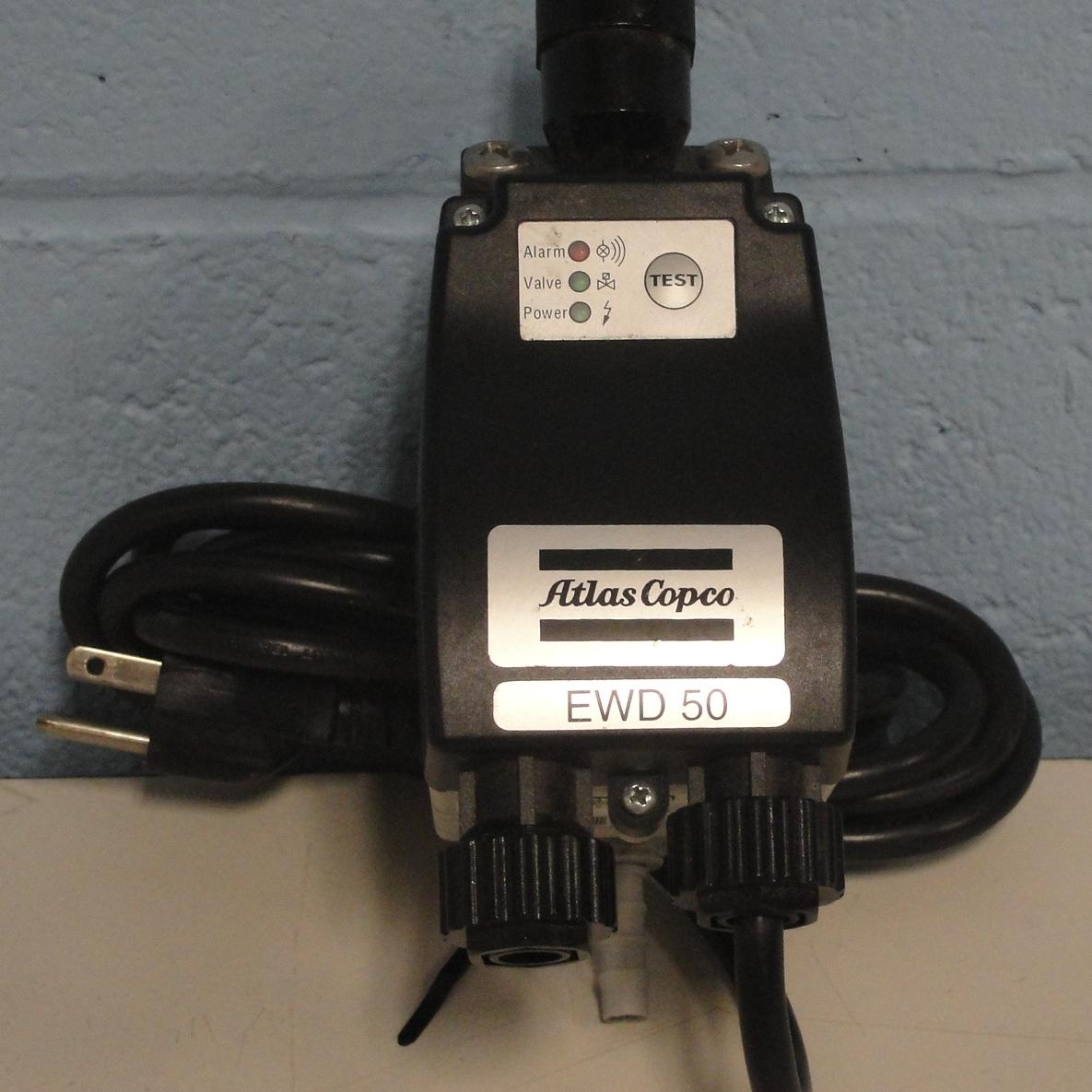 Atlas Copco EWD 50 Automatic Electronic Drain Valve Image