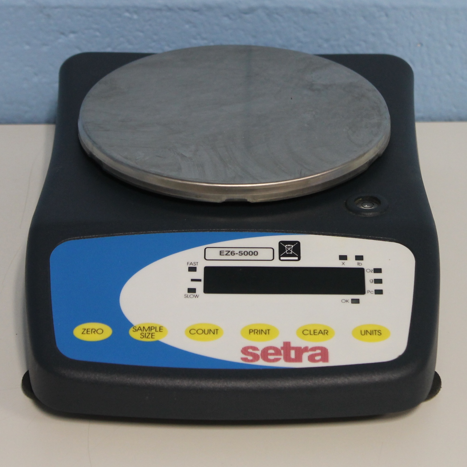 EZ6-5000 Digital Counting Scale