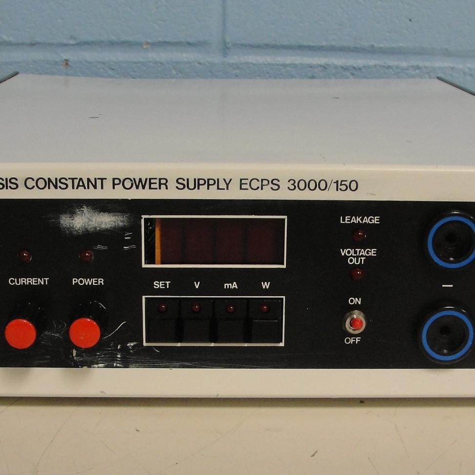 Pharmacia Electrophoresis Constant ECPS 3000/150 Power Supply Image