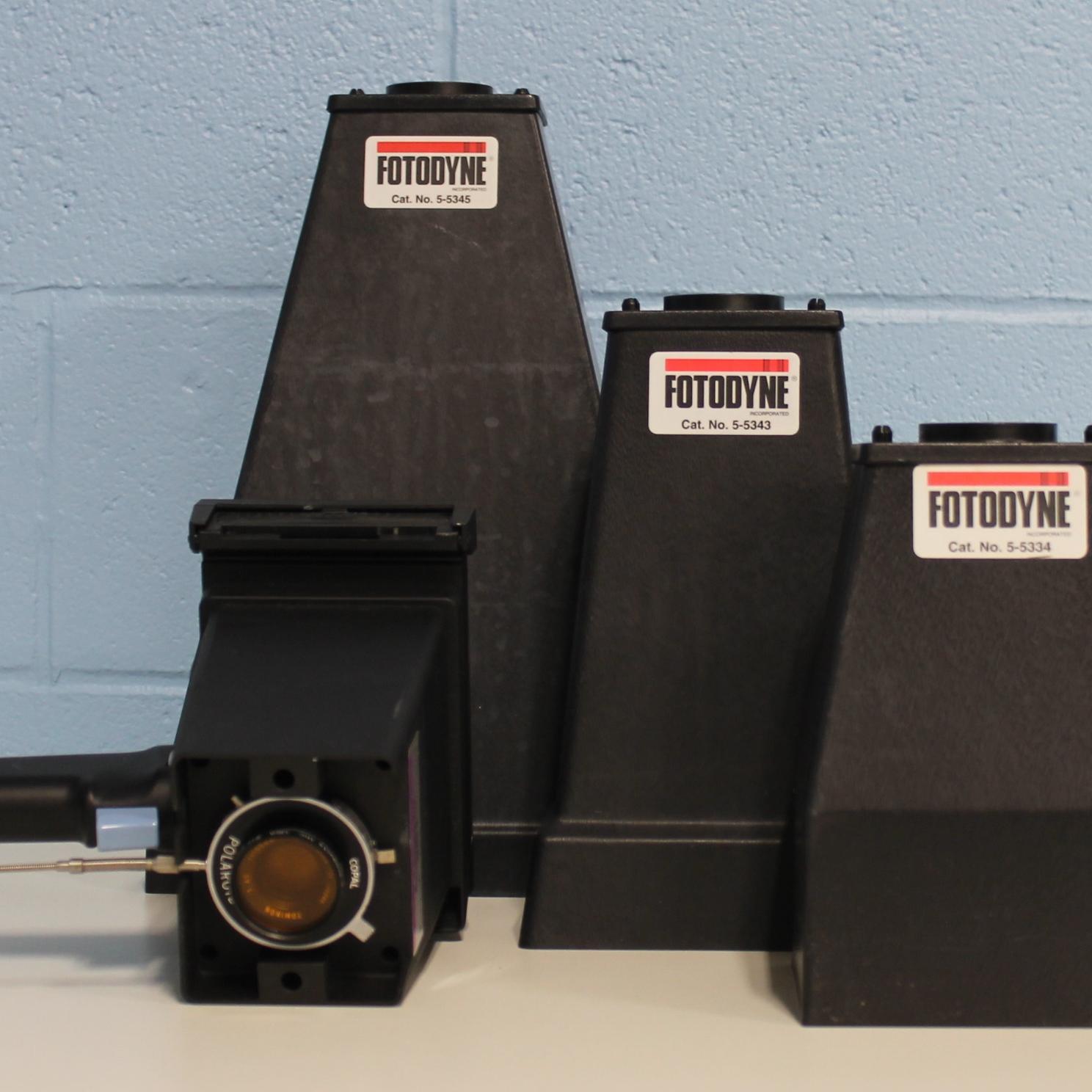 Fisher Biotech Electrophoresis Photo-documentation Handheld Camera Image