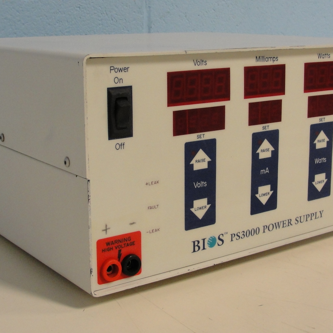 Bios Electrophoresis Power Supply Model PS3000 Image