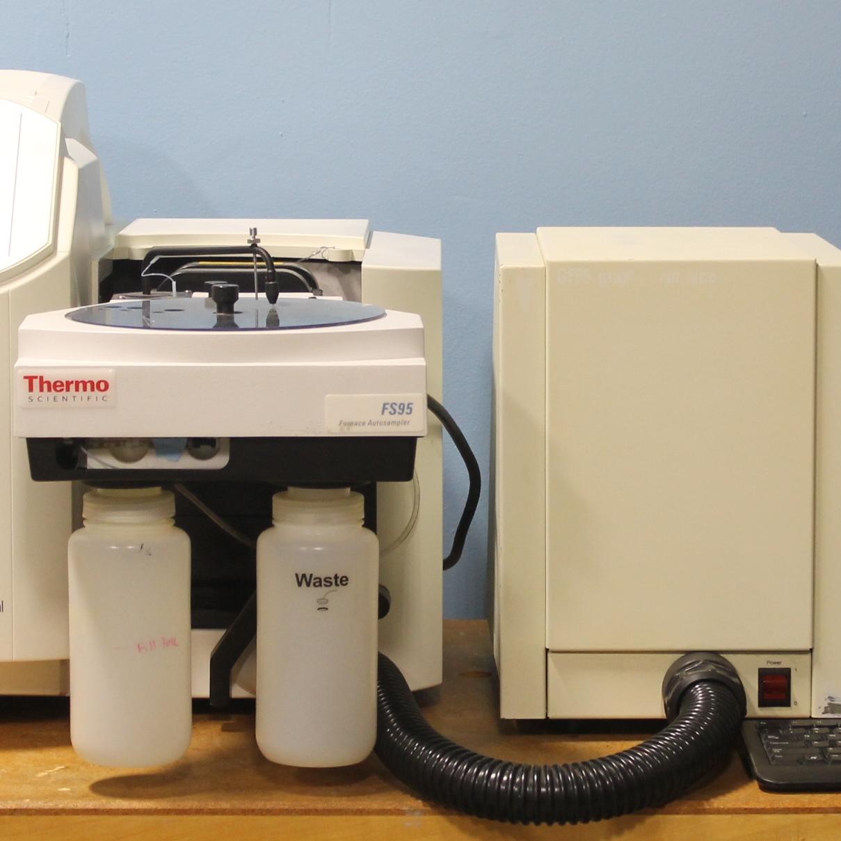Elemental Solaar M6 AA Atomic Absorption Spectrophotometer P/N 9423 400 20062 Name