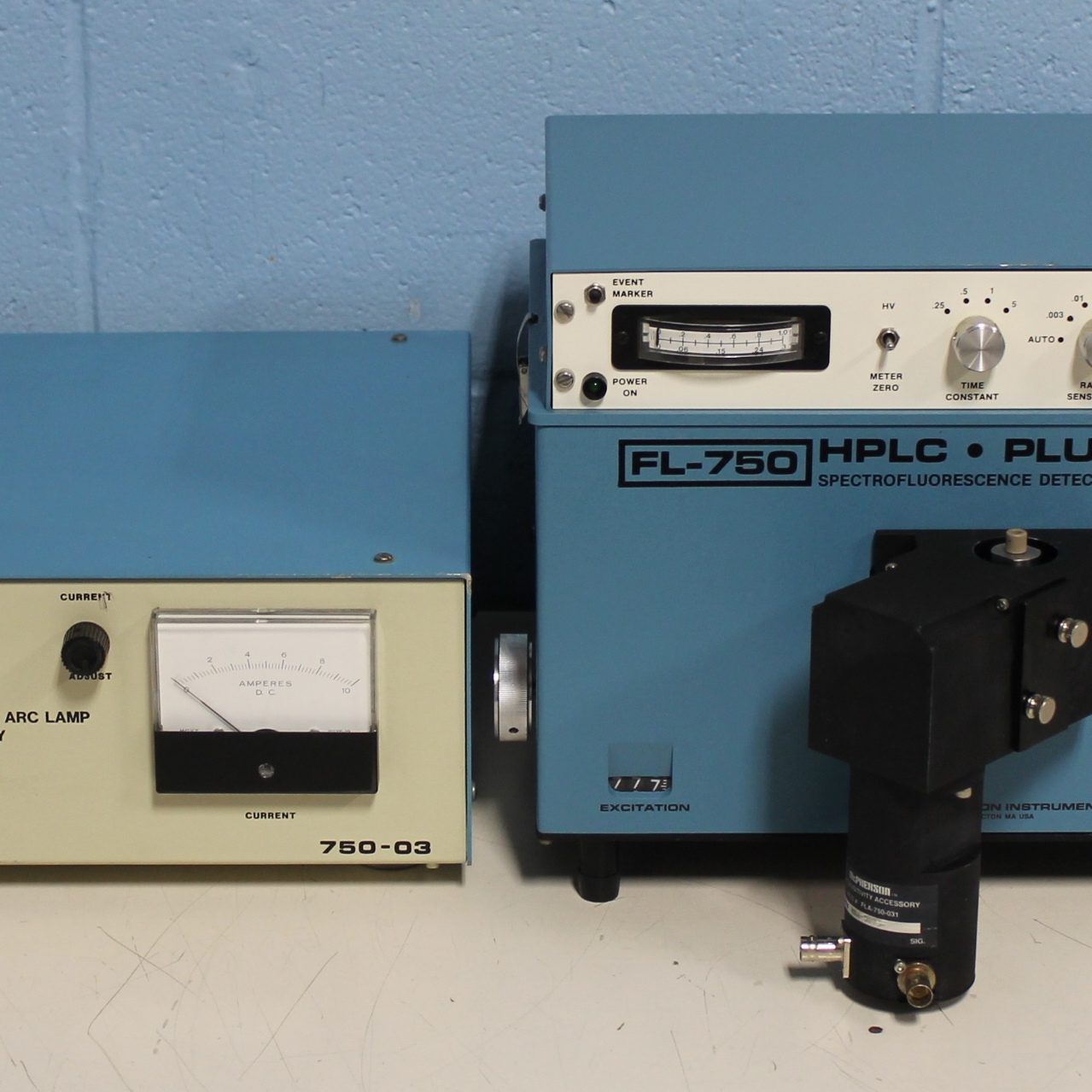 McPherson FL-750 SpectroFluorescence Detector Image