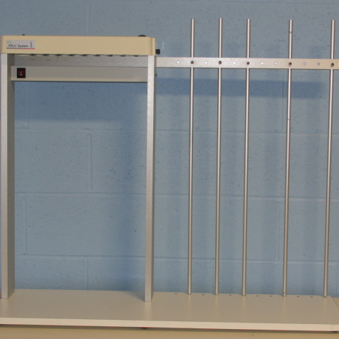Pharmacia FPLC System Stand Image