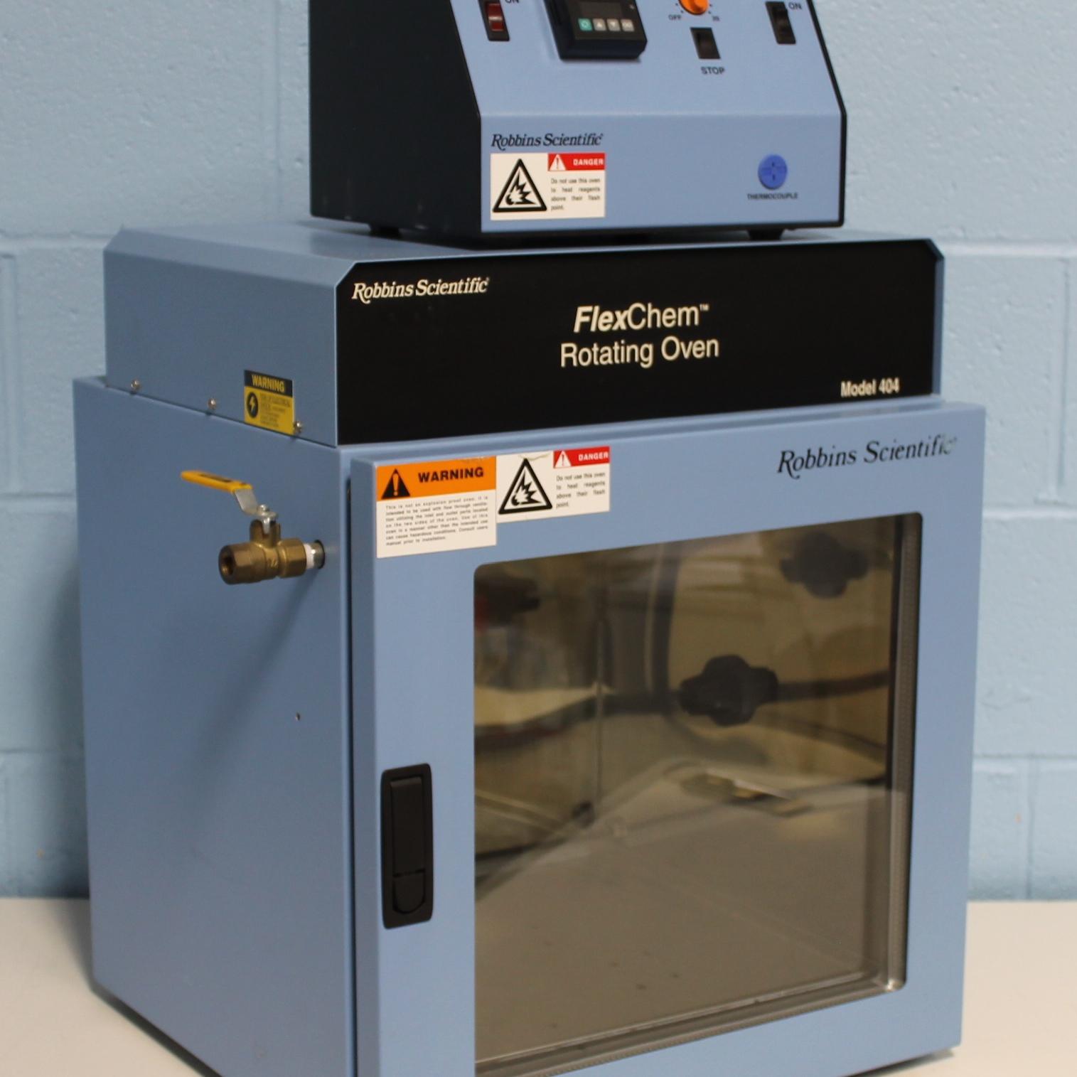 Robbins Scientific Flexchem Rotating Oven Image