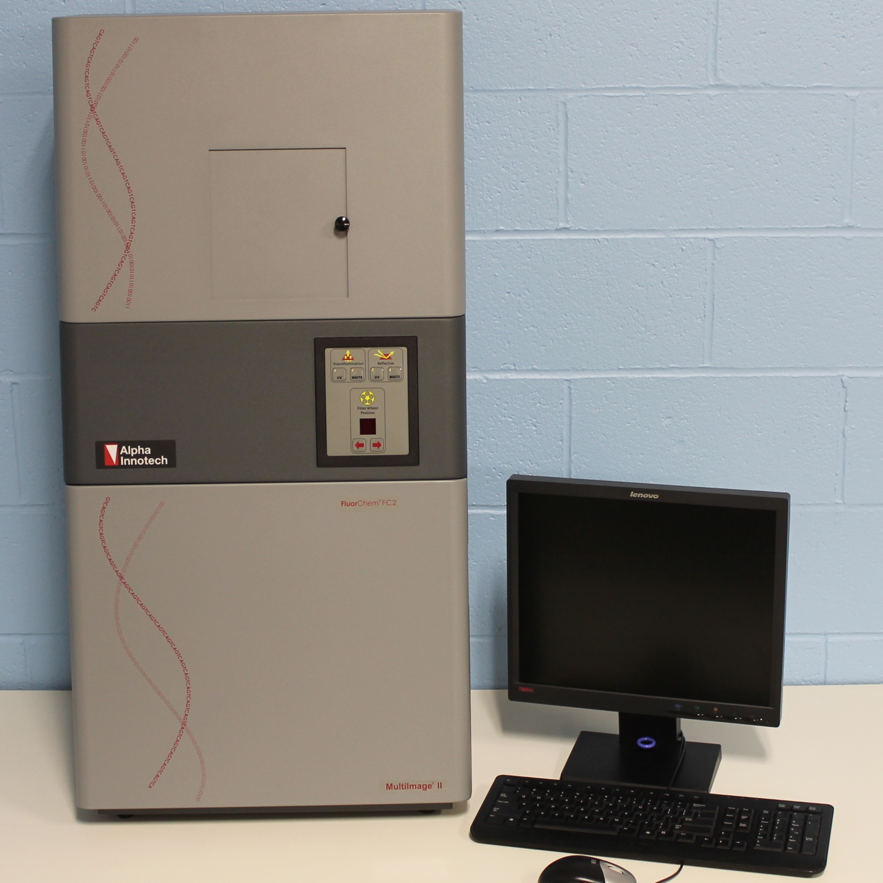 Alpha Innotech FluorChem FC2 Imaging System Image
