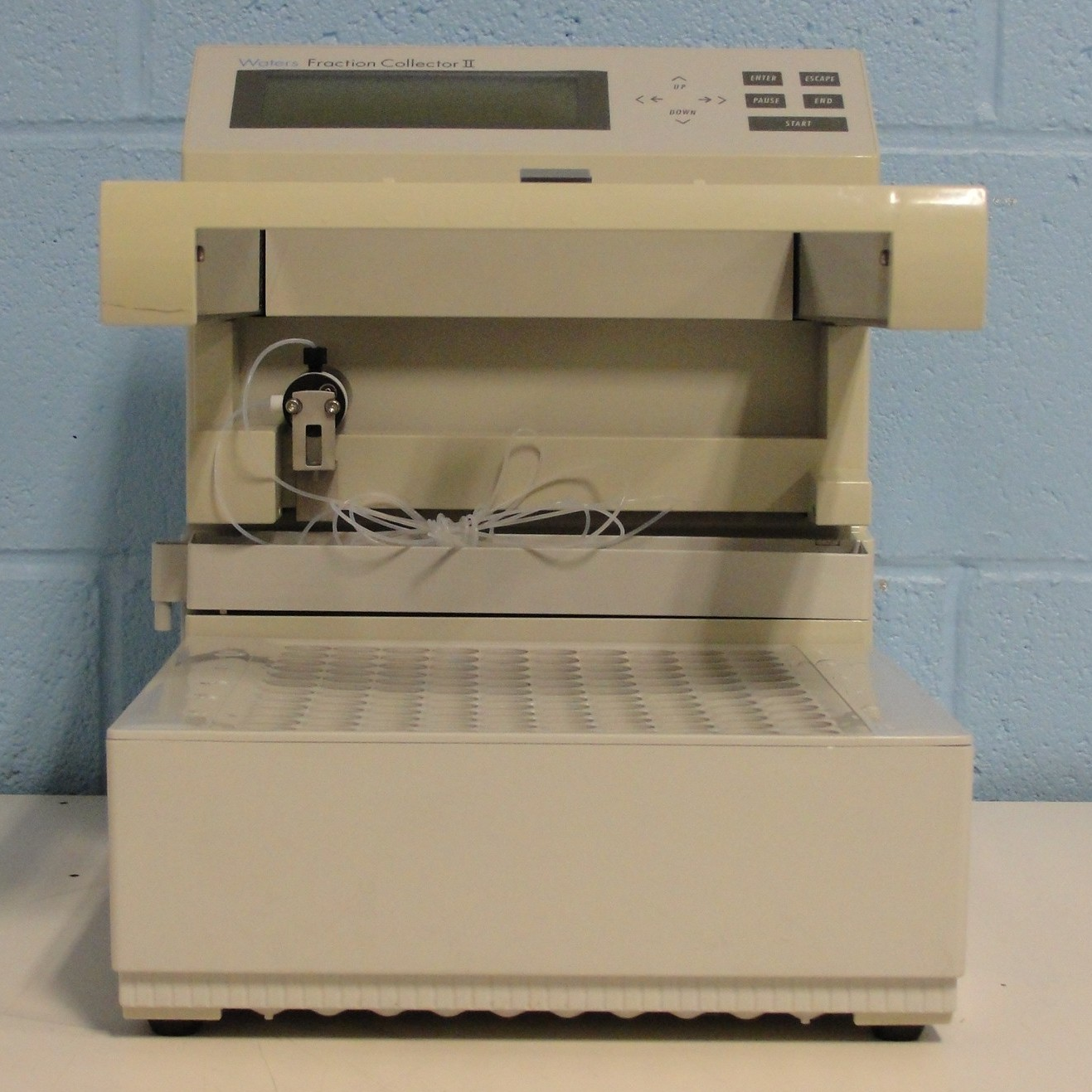 Waters Fraction Collector II with Sample Tube Tray Image