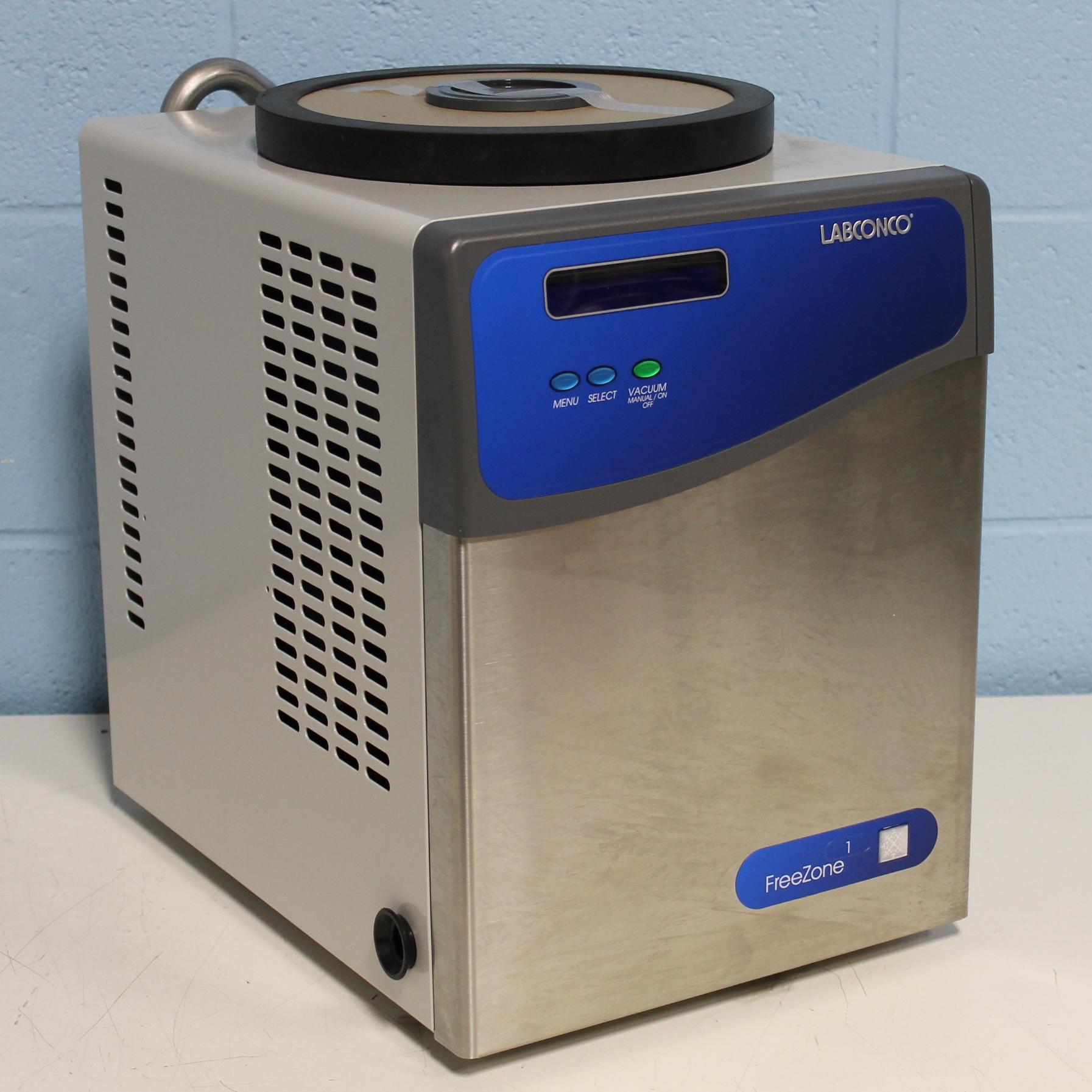 Labconco Freeze Dryer manual
