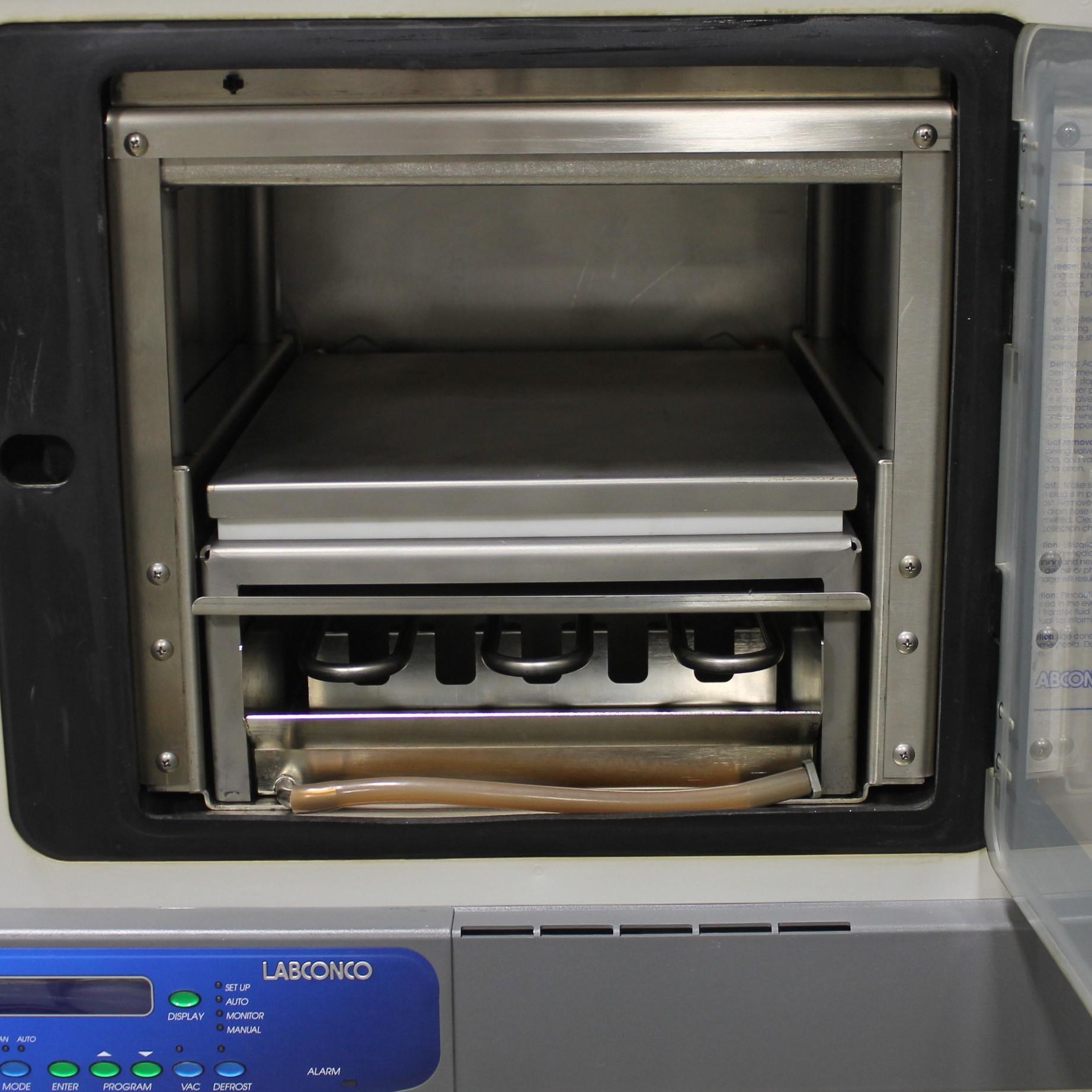 Refurbished Labconco FreeZone Triad 2 5 Liter Freeze Dry Systems