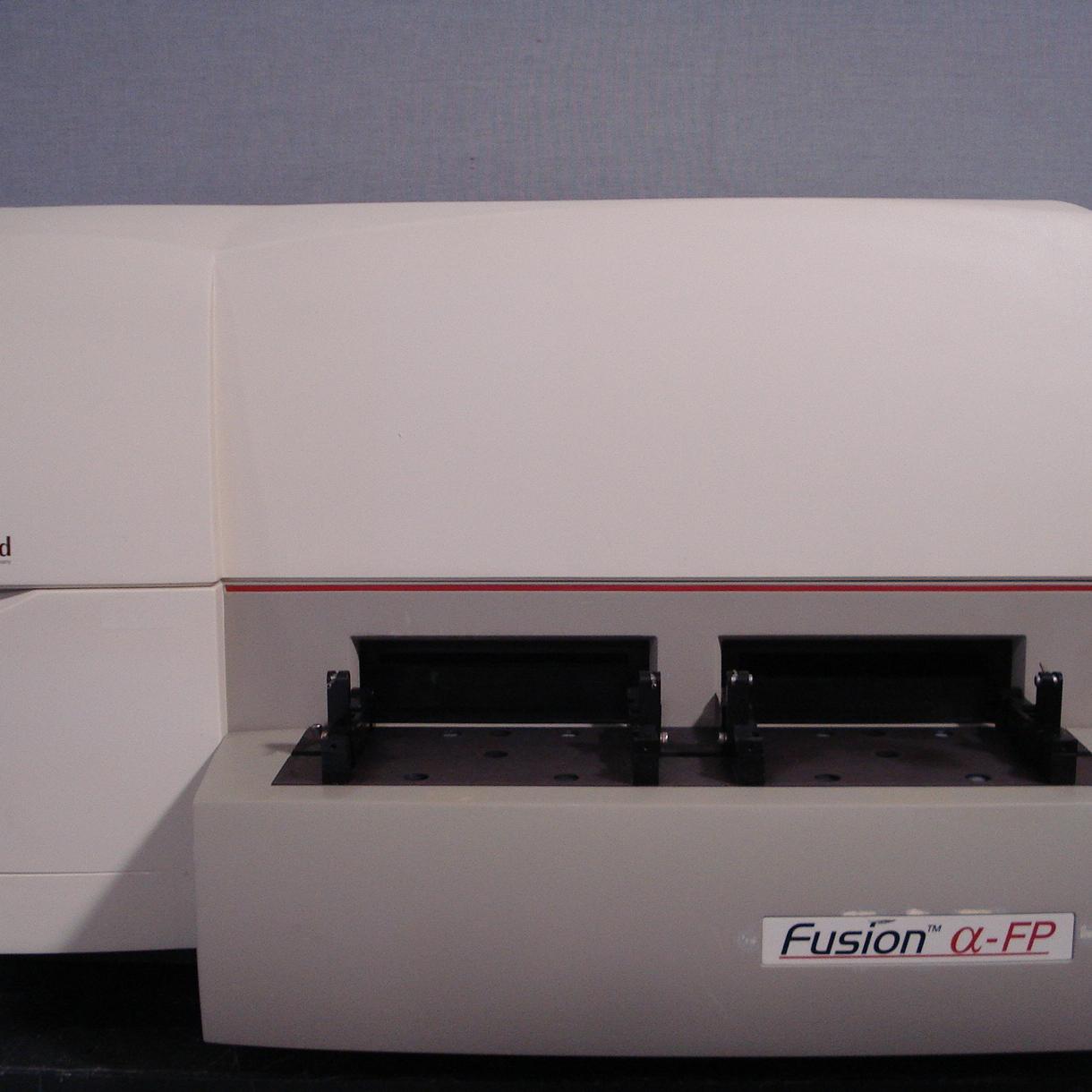 Perkin Elmer/Packard Fusion Alpha-FP Microplate Analyzer, Flourescence plate reader Image