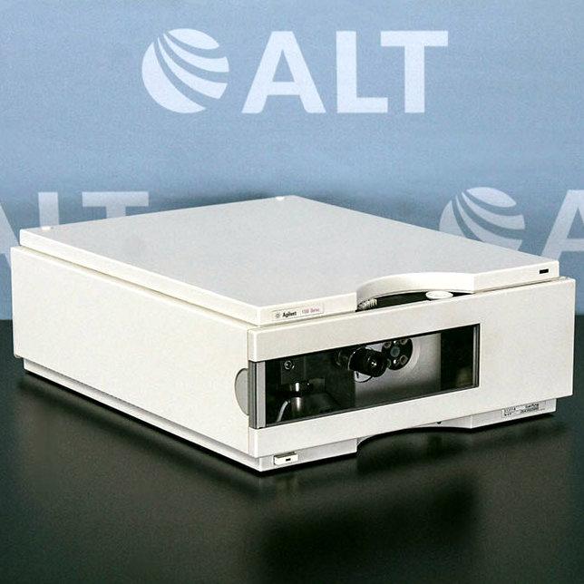Agilent Technologies 1100 Series G1311A Quaternary Pump  Image