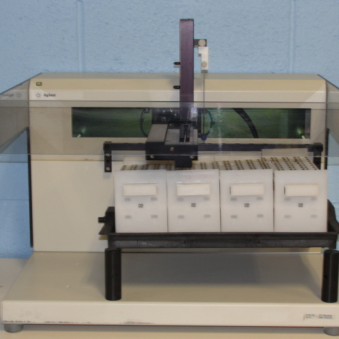 Agilent Technologies G1811A XY Autosampler Image