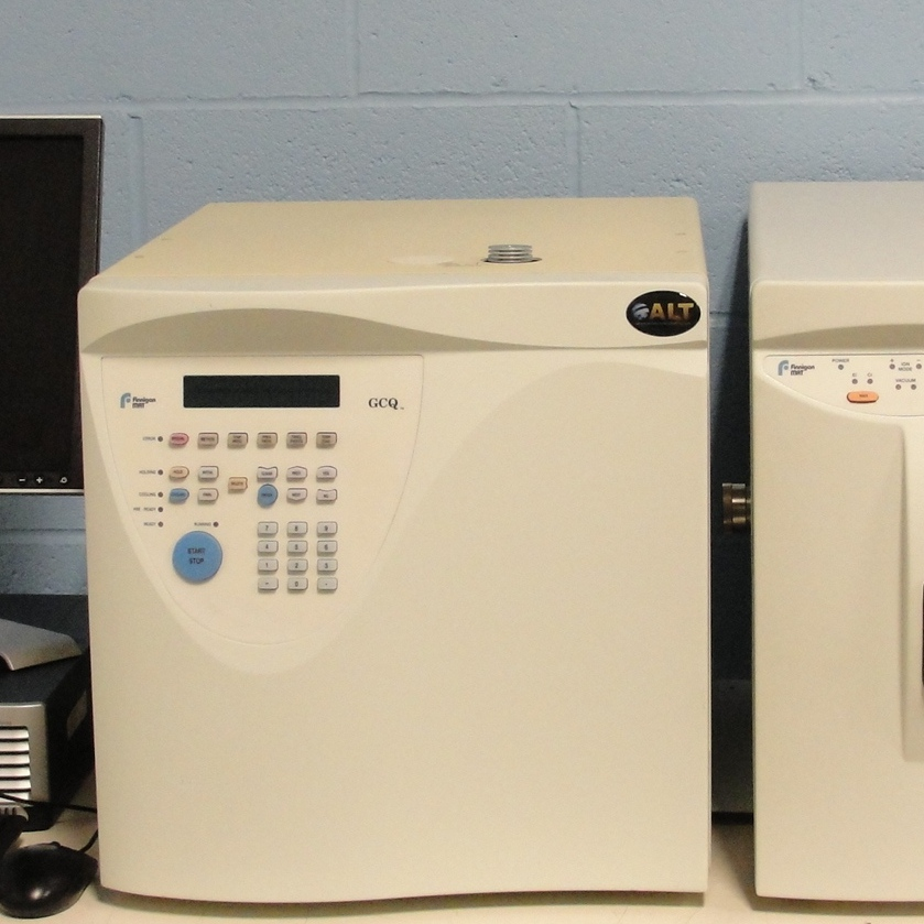 GCQ GCMS Ion-Trap Mass Spectrometer System Name