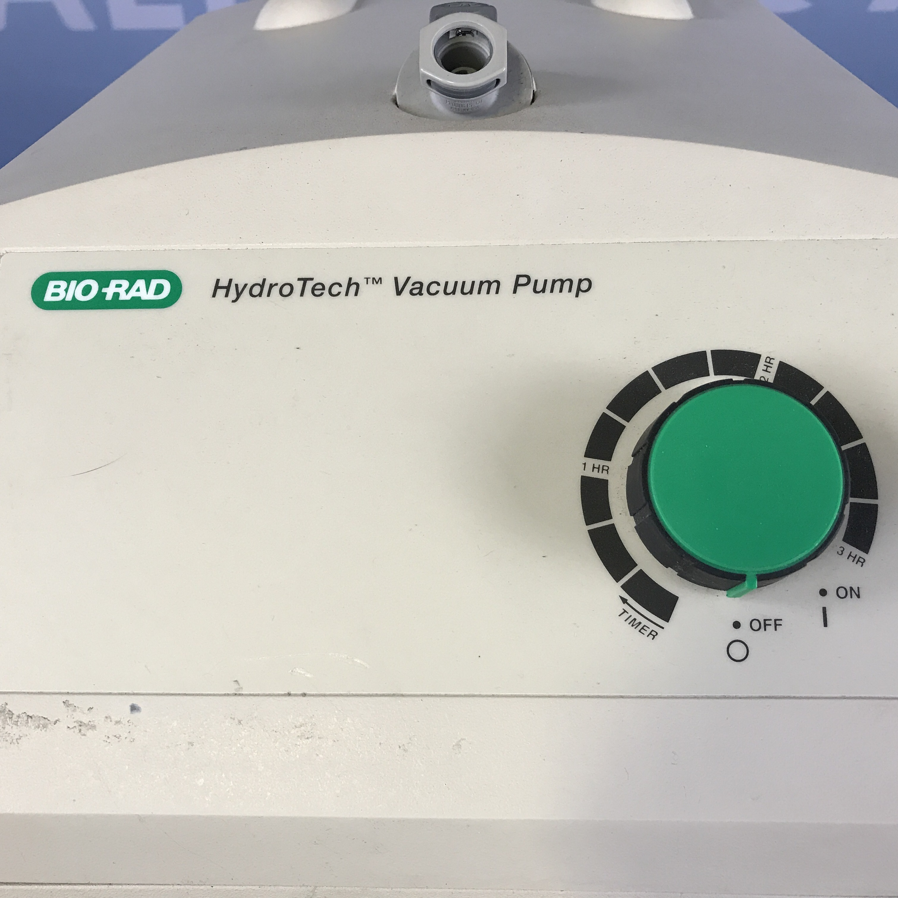 Bio-Rad HydroTech Vacuum Pump Image