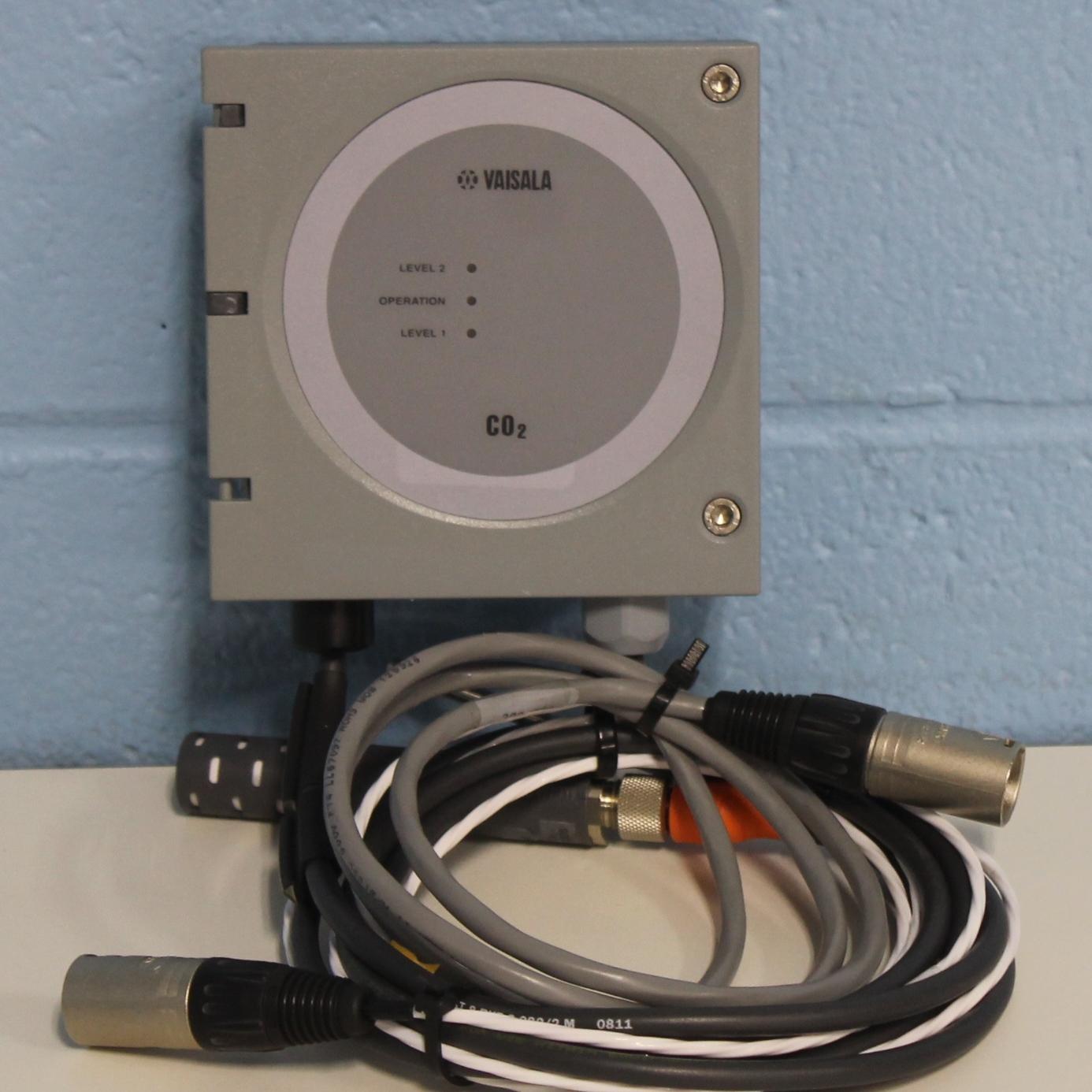 GMT221 Carbon Dioxide Transmitter for Incubators Name