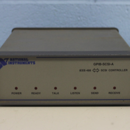 National Instruments GPIB SCSI-A Image