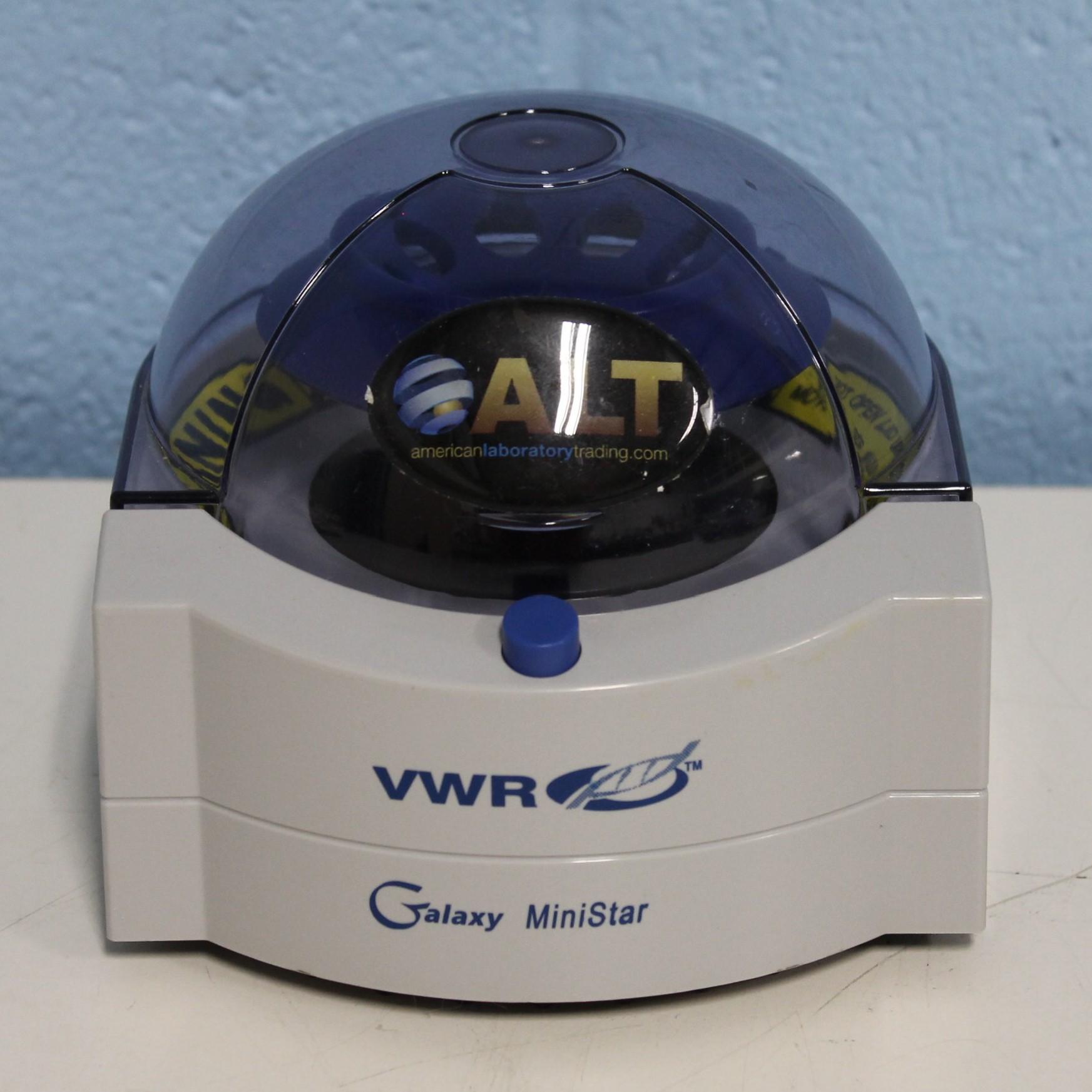 Galaxy MiniStar Microcentrifuge C1413 Name