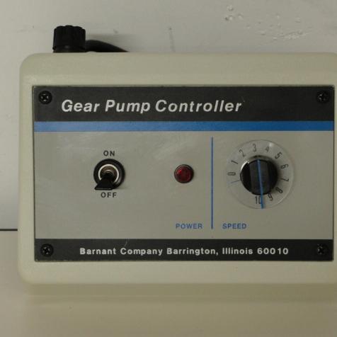 Barnant Company Gear Pump Controller Image