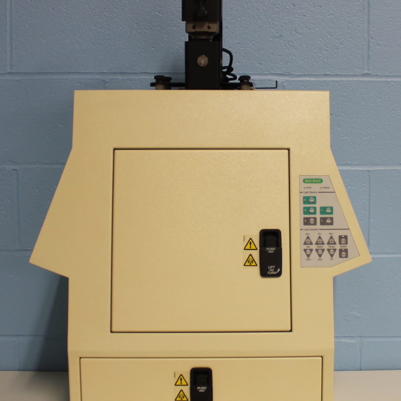 Refurbished bio rad gel doc 2000 imaging system for Gel documentation system bio rad price