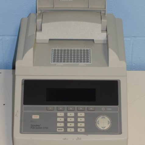 Applied Biosystems GeneAmp PCR System 9700 with Single 96 Sample Block Module Image