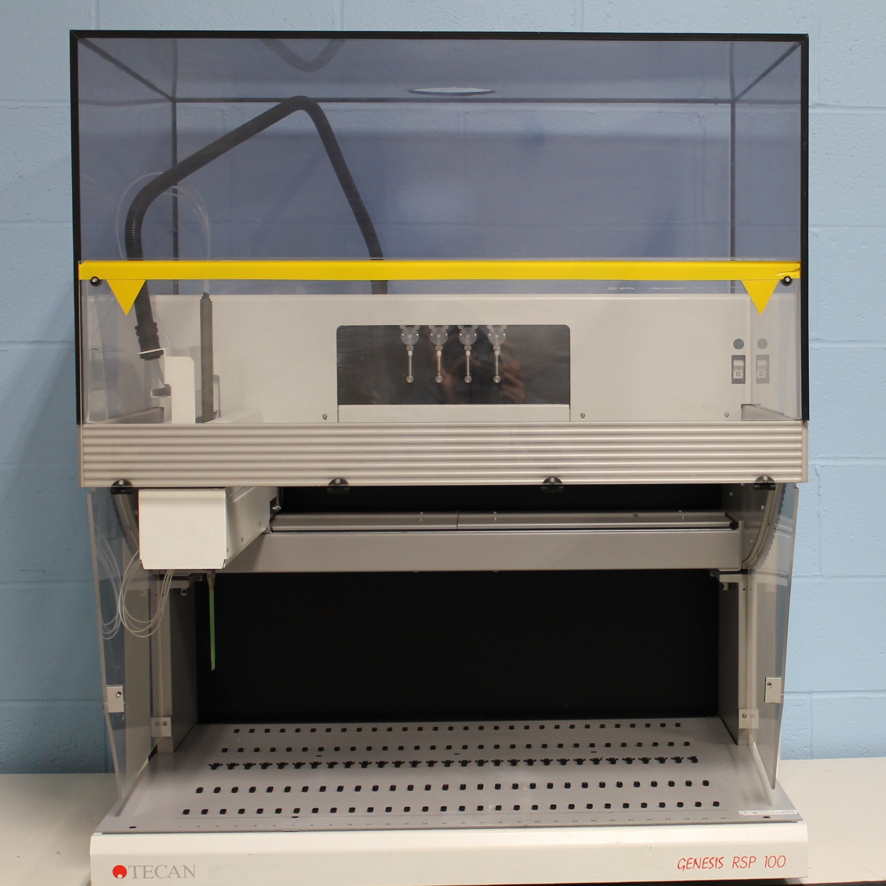 Tecan Genesis RSP 100/4 Liquid Handling Robotic Sample Processor (RSP) Image