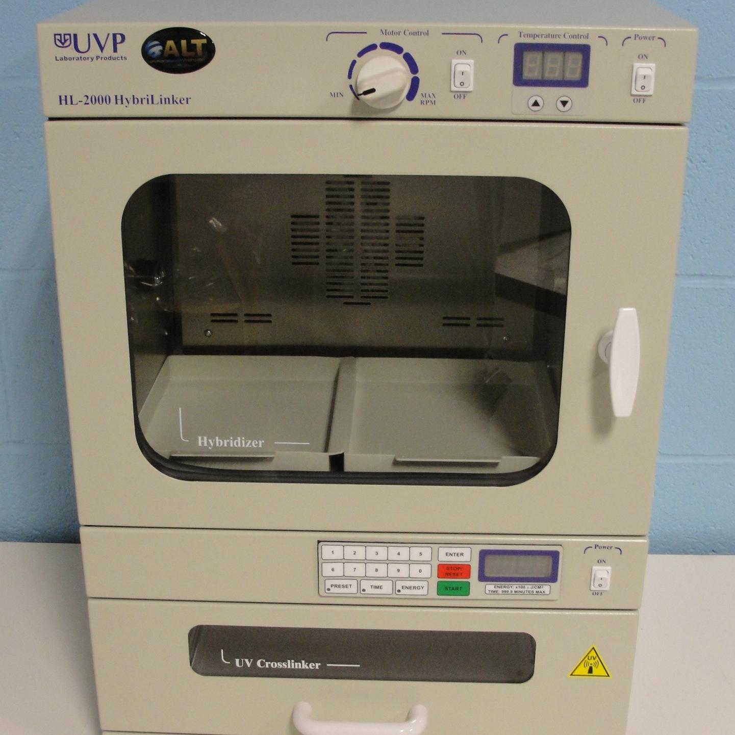 UVP HL-2000 HybriLinker Hybridization Oven P/N 95-0031-01 Image