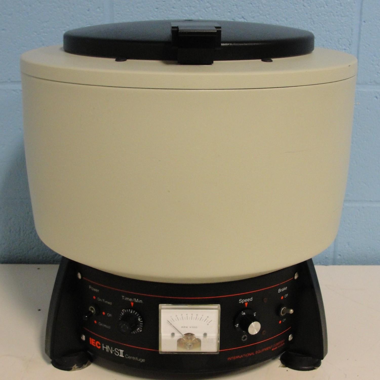 IEC HN-SII Centrifuge Image