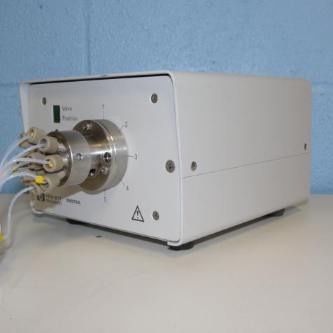 Hewlett Packard HP 89079AX Valve Actuator Image