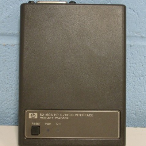 Hewlett Packard HP-IL/HP-IB Interface Image