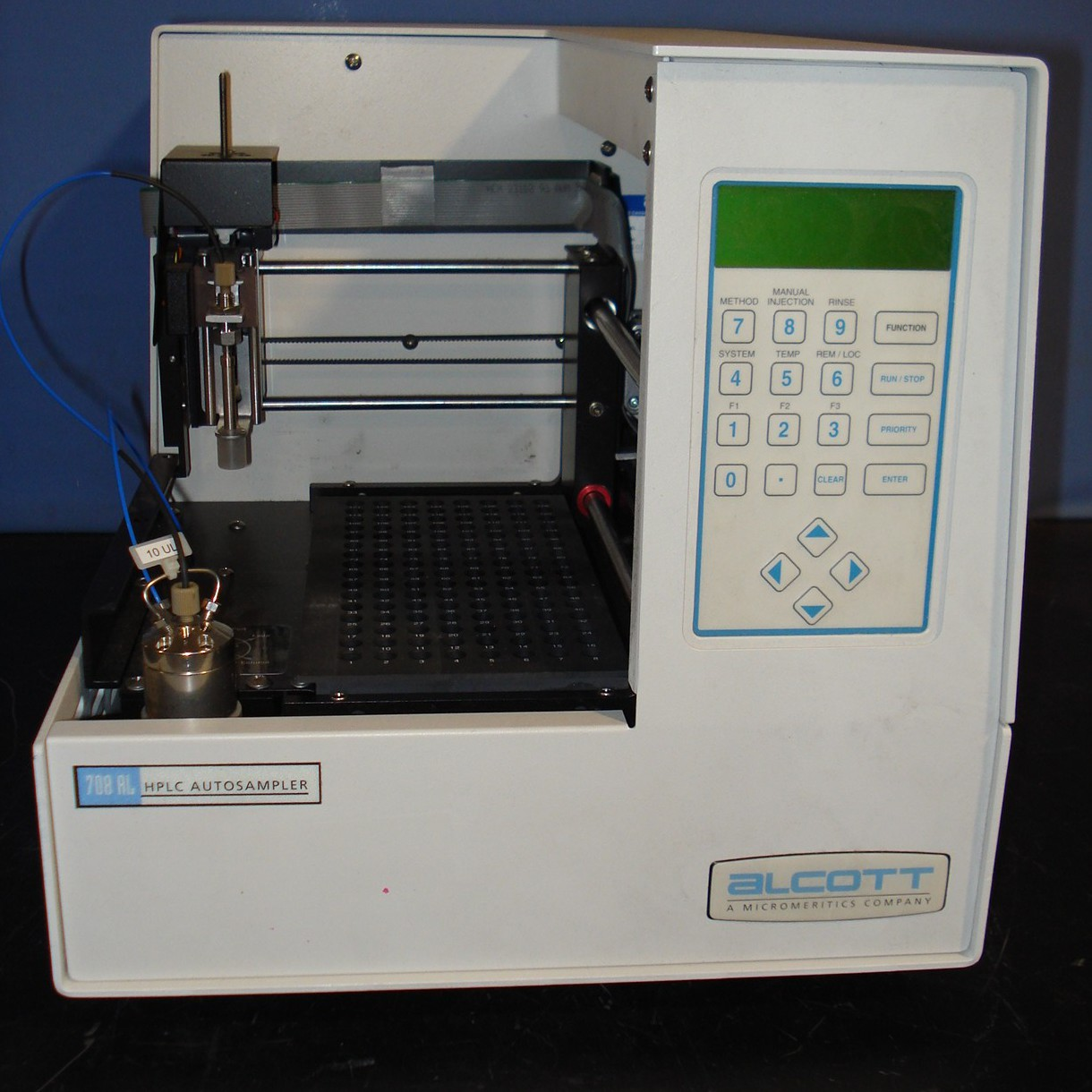 708AL HPLC Autosampler Positive Displacement Name