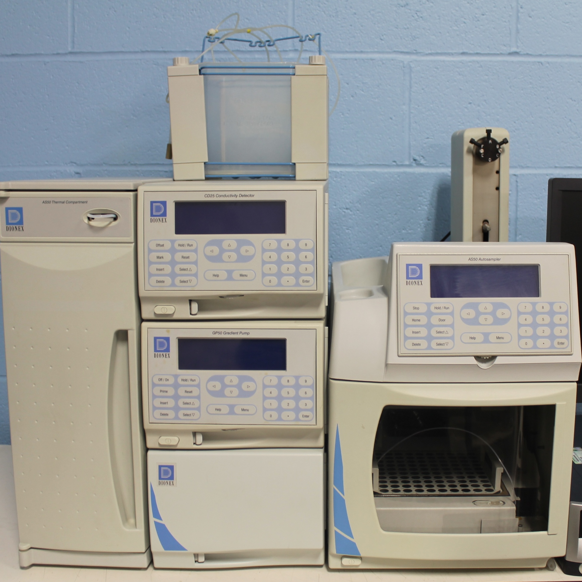 Refurbished Dionex Hplc System