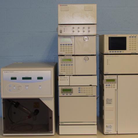 Refurbished HPLC - Liquid Chromatography | Conductivity Detector